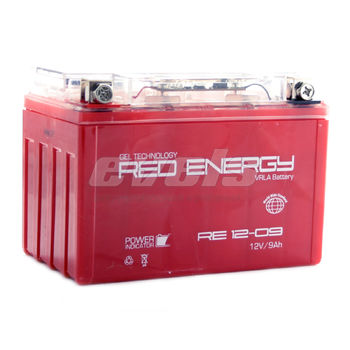 Red Energy RE12-09 (YTX9-BS 9А/ч) зал.