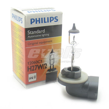 "Лампа ""PHILIPS"" 12v H27/2 27W (PGJ13) (кор.)"